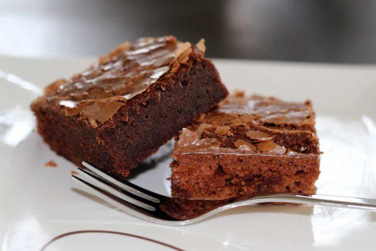 Kuchige Brownies